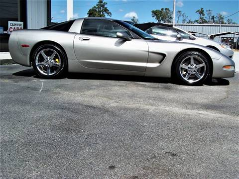 1998 Chevrolet Corvette for sale in North Myrtle Beach, SC