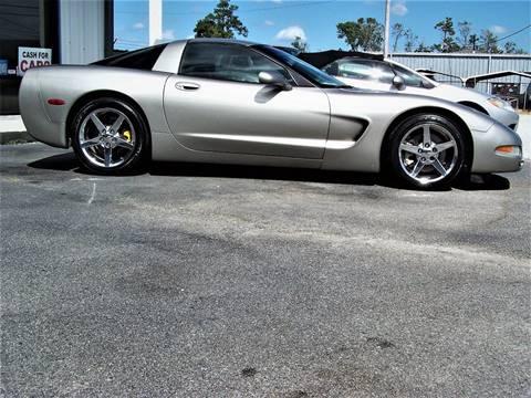 1998 Chevrolet Corvette for sale in North Myrtle Beach, SC