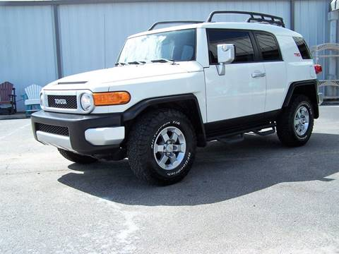 2010 Toyota FJ Cruiser for sale in North Myrtle Beach, SC
