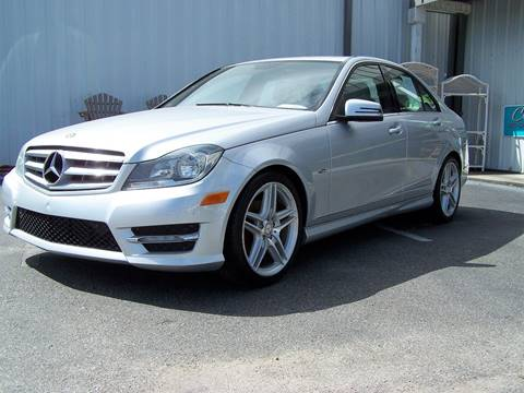 2012 Mercedes-Benz C-Class for sale in North Myrtle Beach, SC