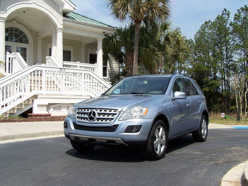 2011 Mercedes Benz ML350 For Sale At Rich Solutions In North Myrtle Beach SC