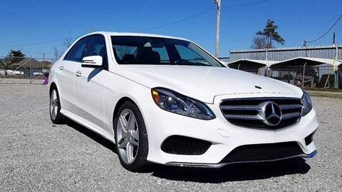 2014 Mercedes Benz E Class For Sale In North Myrtle Beach, SC