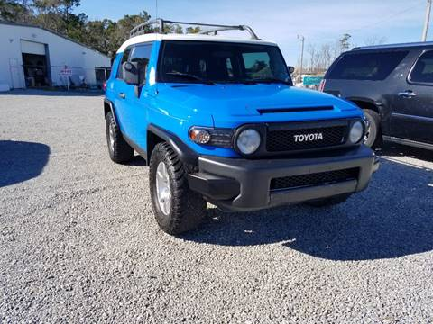 2007 Toyota FJ Cruiser for sale in North Myrtle Beach, SC