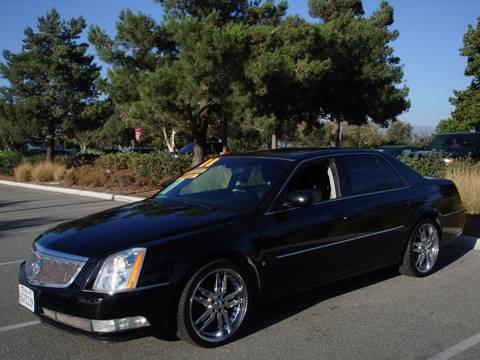2008 Cadillac DTS for sale in Rialto, CA