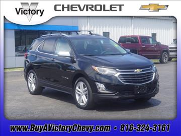 2018 Chevrolet Equinox for sale in Savannah, MO
