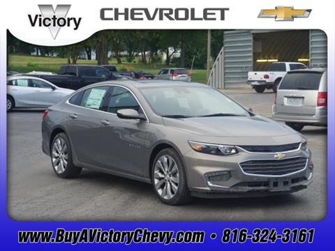 2017 Chevrolet Malibu for sale in Savannah, MO