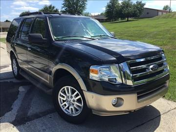2012 Ford Expedition for sale in Savannah, MO