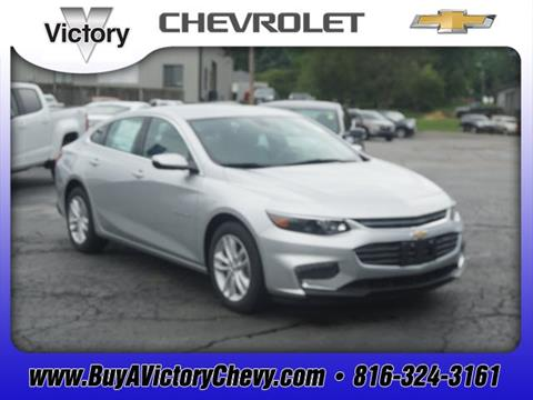 2018 Chevrolet Malibu for sale in Savannah, MO