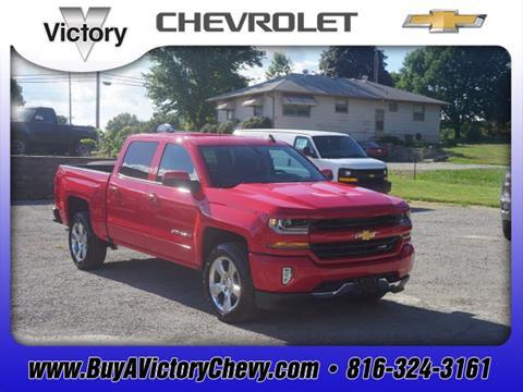 2018 Chevrolet Silverado 1500 for sale in Savannah, MO