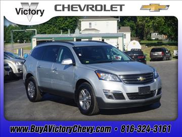2017 Chevrolet Traverse for sale in Savannah, MO