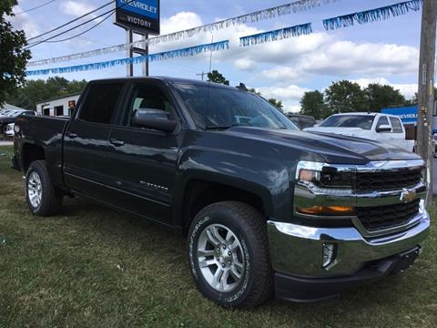 2018 Chevrolet Silverado 1500 for sale in Savannah, MO