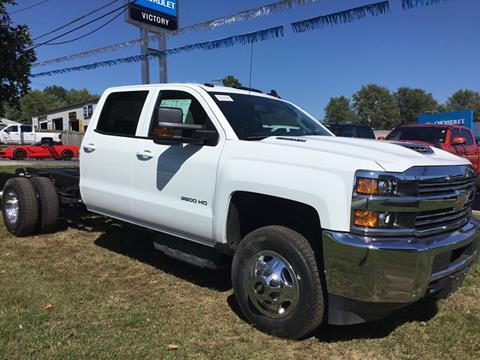 2018 Chevrolet Silverado 3500HD CC for sale in Savannah, MO