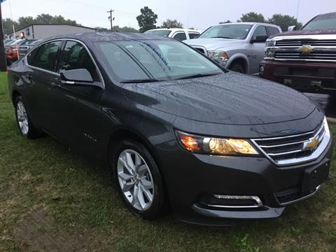 2018 Chevrolet Impala for sale in Savannah, MO