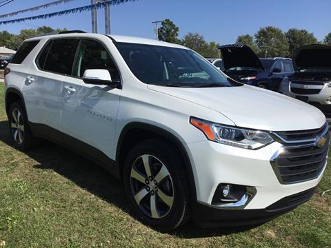 2018 Chevrolet Traverse for sale in Savannah, MO