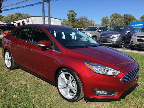 2016 Ford Focus for sale in Savannah, MO