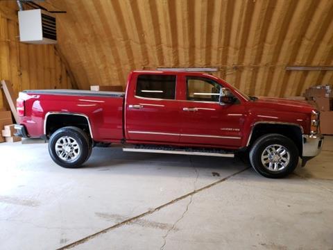 2019 Chevrolet Silverado 3500HD for sale in Savannah, MO