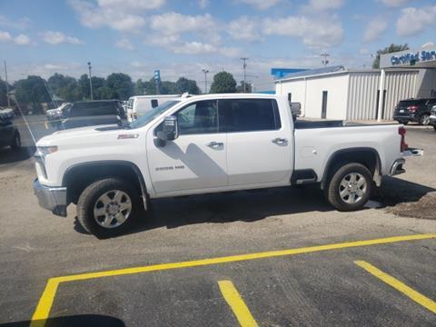 2020 Chevrolet Silverado 3500HD for sale in Savannah, MO