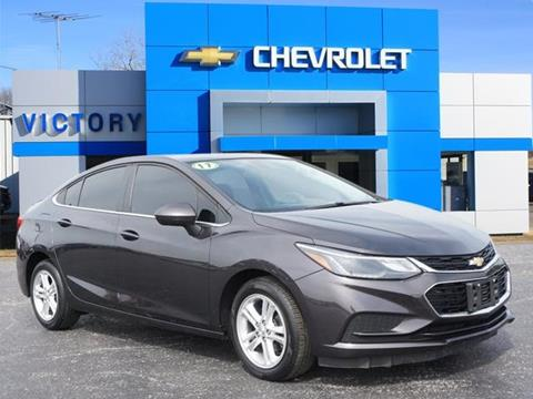 2017 Chevrolet Cruze for sale in Savannah, MO