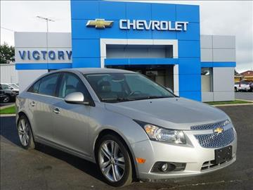 2014 Chevrolet Cruze for sale in Savannah, MO