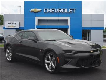 2017 Chevrolet Camaro for sale in Savannah, MO