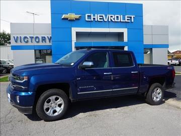 2017 Chevrolet Silverado 1500 for sale in Savannah, MO
