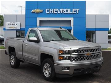 2015 Chevrolet Silverado 1500 for sale in Savannah, MO
