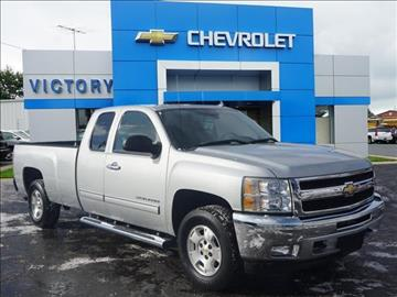 2011 Chevrolet Silverado 1500 for sale in Savannah, MO