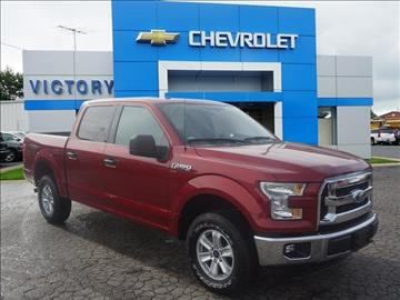 2016 Ford F-150 for sale in Savannah, MO