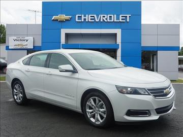 2017 Chevrolet Impala for sale in Savannah, MO
