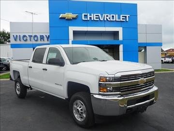 2016 Chevrolet Silverado 2500HD for sale in Savannah, MO