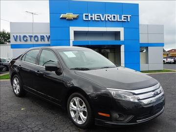 2012 Ford Fusion for sale in Savannah, MO