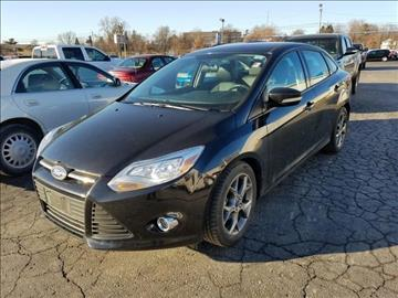 2014 Ford Focus for sale in Savannah, MO