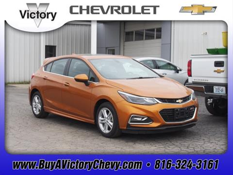 2017 Chevrolet Cruze for sale in Savannah, MO