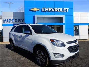 2017 Chevrolet Equinox for sale in Savannah, MO
