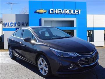 2016 Chevrolet Cruze for sale in Savannah, MO