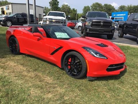 2017 Chevrolet Corvette for sale in Savannah, MO