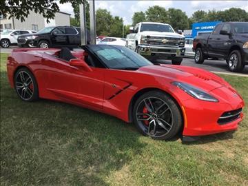 2017 Chevrolet Corvette for sale in Savannah, MO