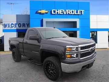 2014 Chevrolet Silverado 1500 for sale in Savannah, MO
