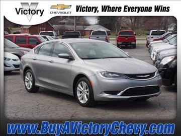 2015 Chrysler 200 for sale in Savannah, MO