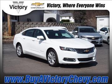2016 Chevrolet Impala for sale in Savannah, MO