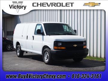 2017 Chevrolet Express Cargo for sale in Savannah, MO