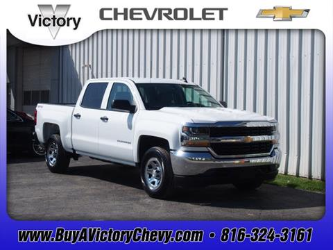 2017 Chevrolet Silverado 1500 for sale in Savannah, MO
