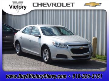 2016 Chevrolet Malibu Limited for sale in Savannah, MO