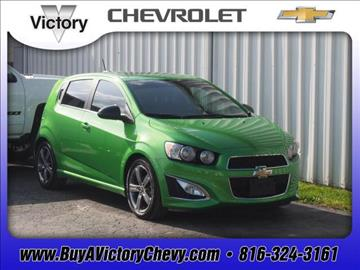 2015 Chevrolet Sonic for sale in Savannah, MO