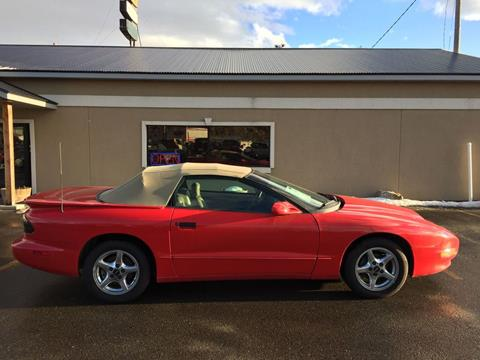 1997 Pontiac Firebird for sale in Billings, MT