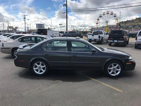 2001 Nissan Maxima for sale in Billings, MT
