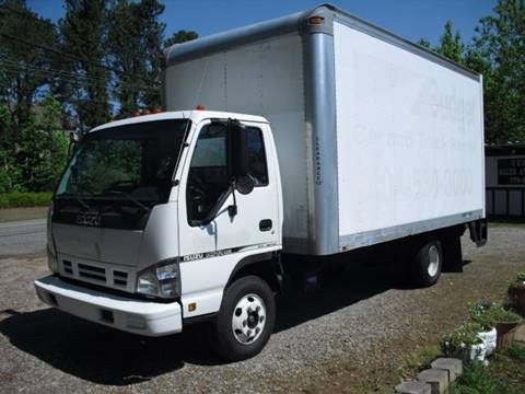 2007 Isuzu NPR for sale in Cumming, GA