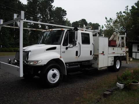 2004 International 4300 for sale in Cumming, GA