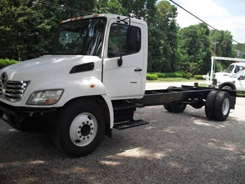 2005 Hino 268 for sale in Cumming, GA