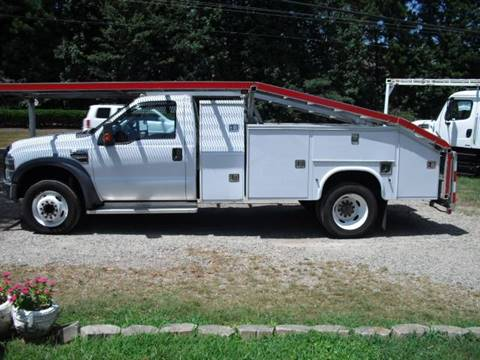 2008 Ford F-550 for sale in Cumming, GA